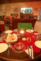 Dinner at Rhino Lodge