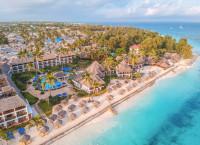 Resort Ground Aerial View