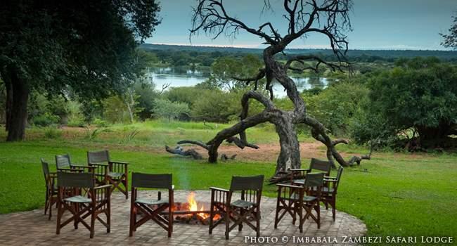 Imbabala Zambezi Safari Lodge in Zimbabwe