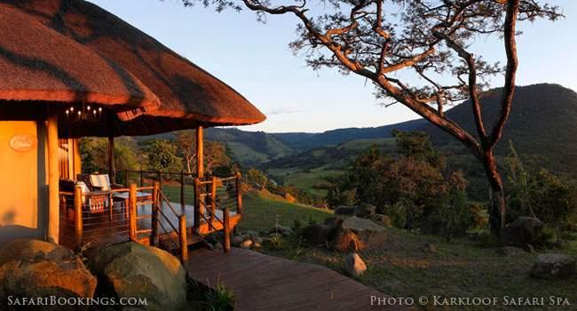 Karkloof Safari Spa and Wildlife Retreat