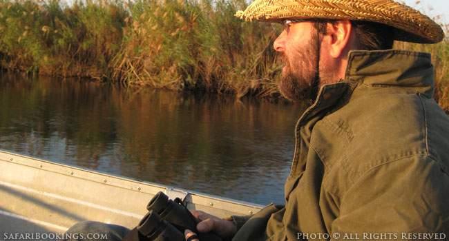 Wildlife Spotting: Luck or Skill?