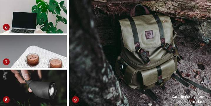 10 things you must pack for your safari