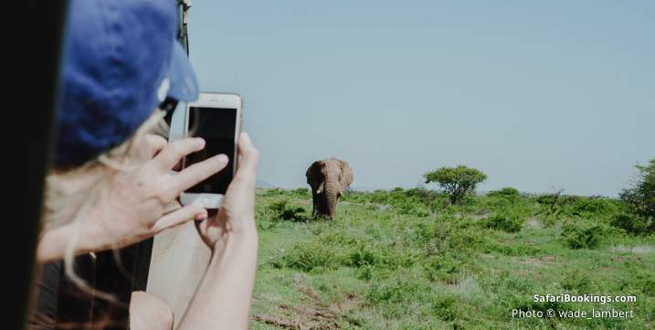 10 insights what to expect on safari - no cell (mobile) phone coverage