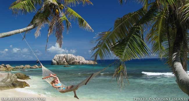 Cousine Island Paradise Operates In Absolute Harmony With Nature