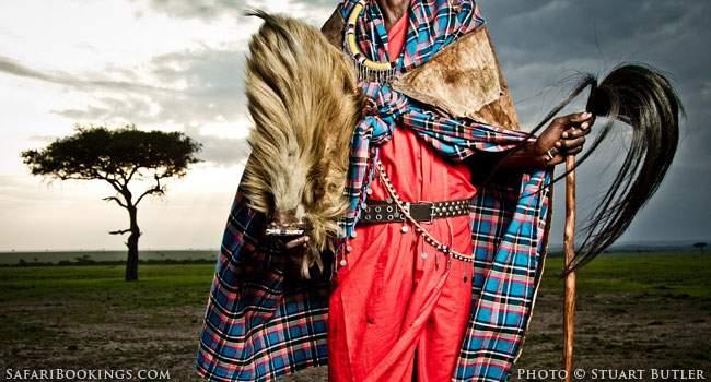 Walking With The Masaai