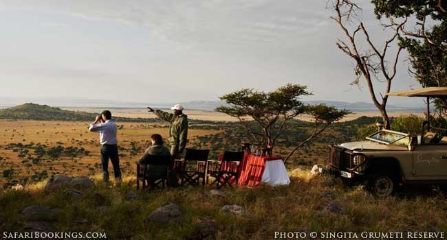 Singita Grumeti Reserve: The Greenest Six-Star Safari Establishment In Africa