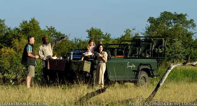 On Safari with Kids