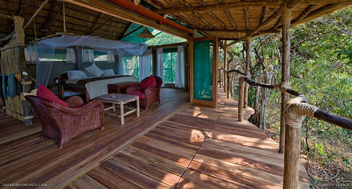 Mvuu Lodge Is 'Home Of The Hippo' And Sustainability