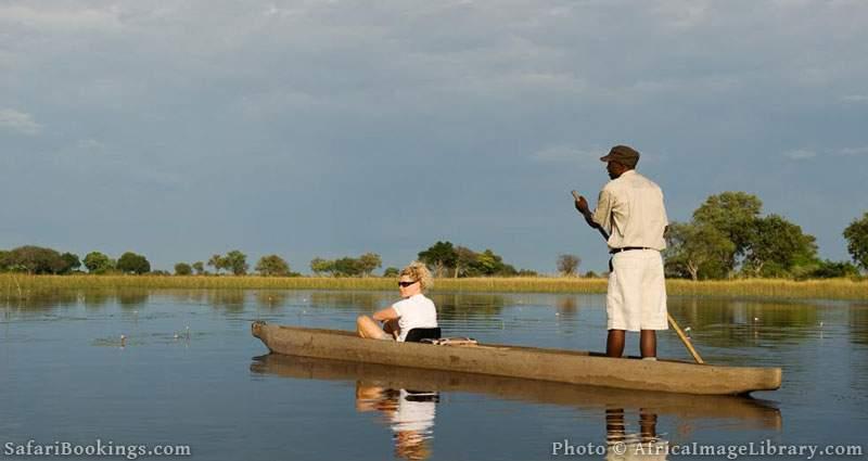 Best Places To Visit In Africa - Okavango Delta