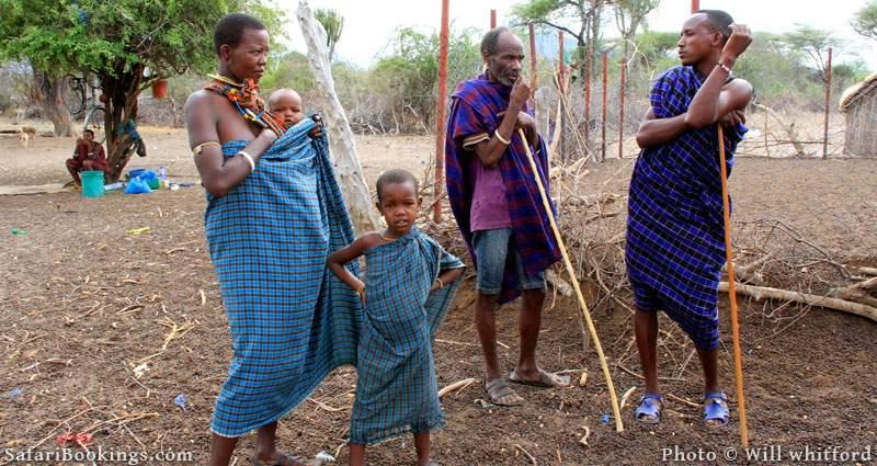 Barabaig Tribe, Tanzania