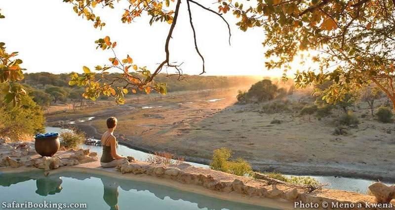Meno a Kwena is one of the Best Botswana Safari Camps