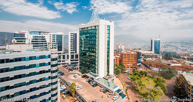 Safe place to visit in Africa: Kigali