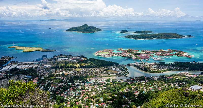 Safe place to visit in Africa: Seychelles