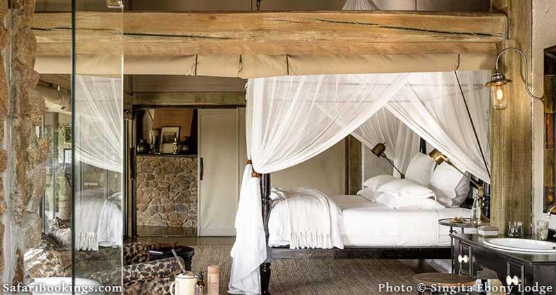 Singita Ebony Lodge, Sabi Sand Game Reserve in South Africa
