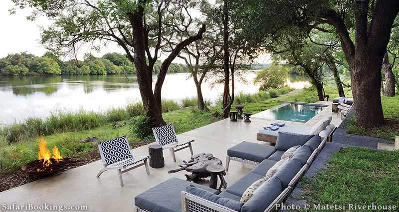 Matetsi River Lodge, Victoria Falls in Zimbabwe