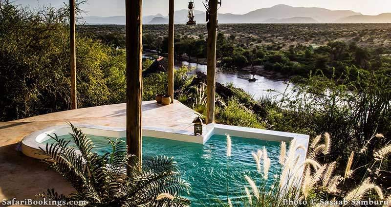 Sasaab, Samburu National Park in Kenya