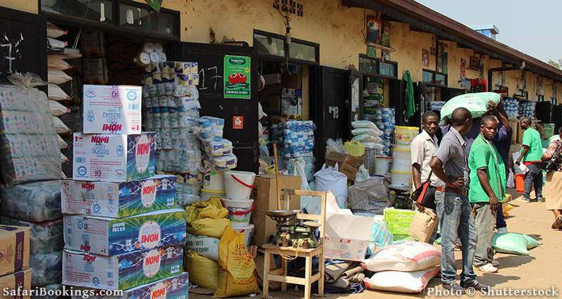 Ban on plastics in Africa