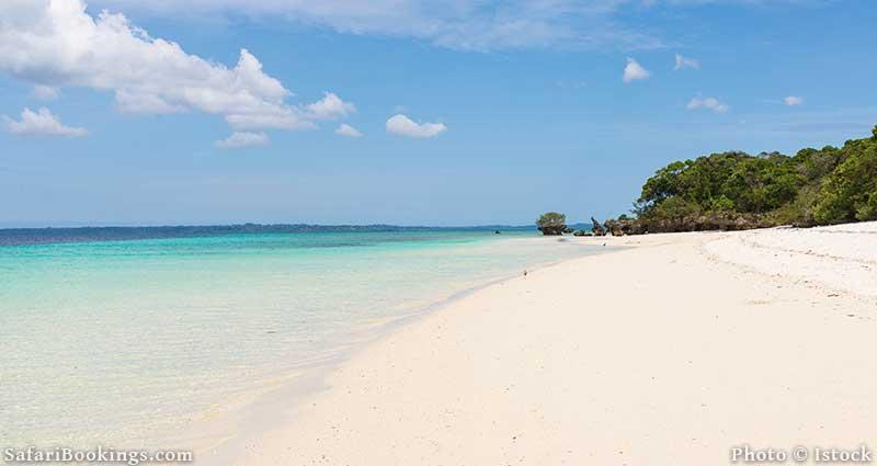 Beach of Pemba Island, Tanzania