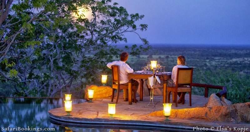 Best Kenya Safari Camp - Elsa's Kopje