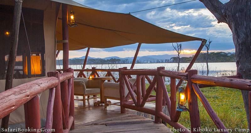 Best Kenya Safari Camp - Kiboko Luxury Camp
