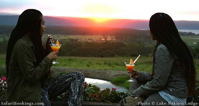 Best Kenya Safari Lodge - Lake Nakuru Lodge