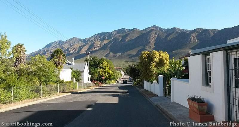 Montagu, Little Karoo, South Africa