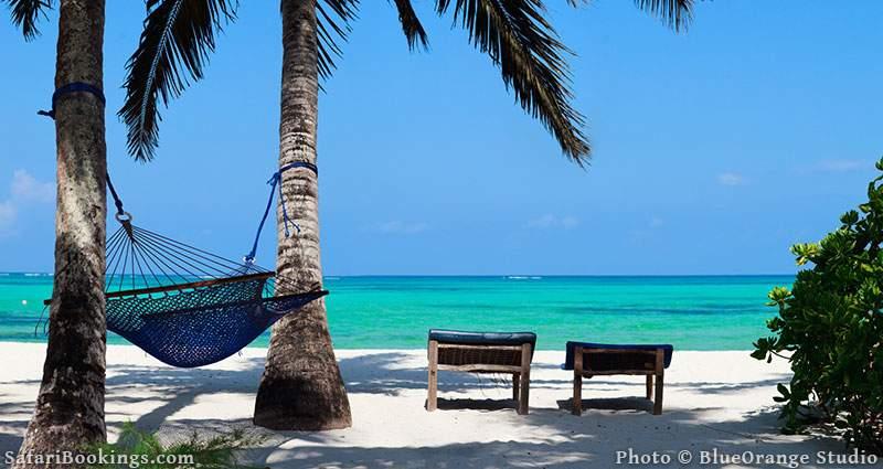 Zanzibar beach, Tanzania