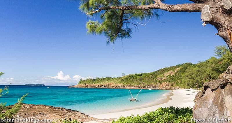 Nosy Be Island scenery, Madagascar