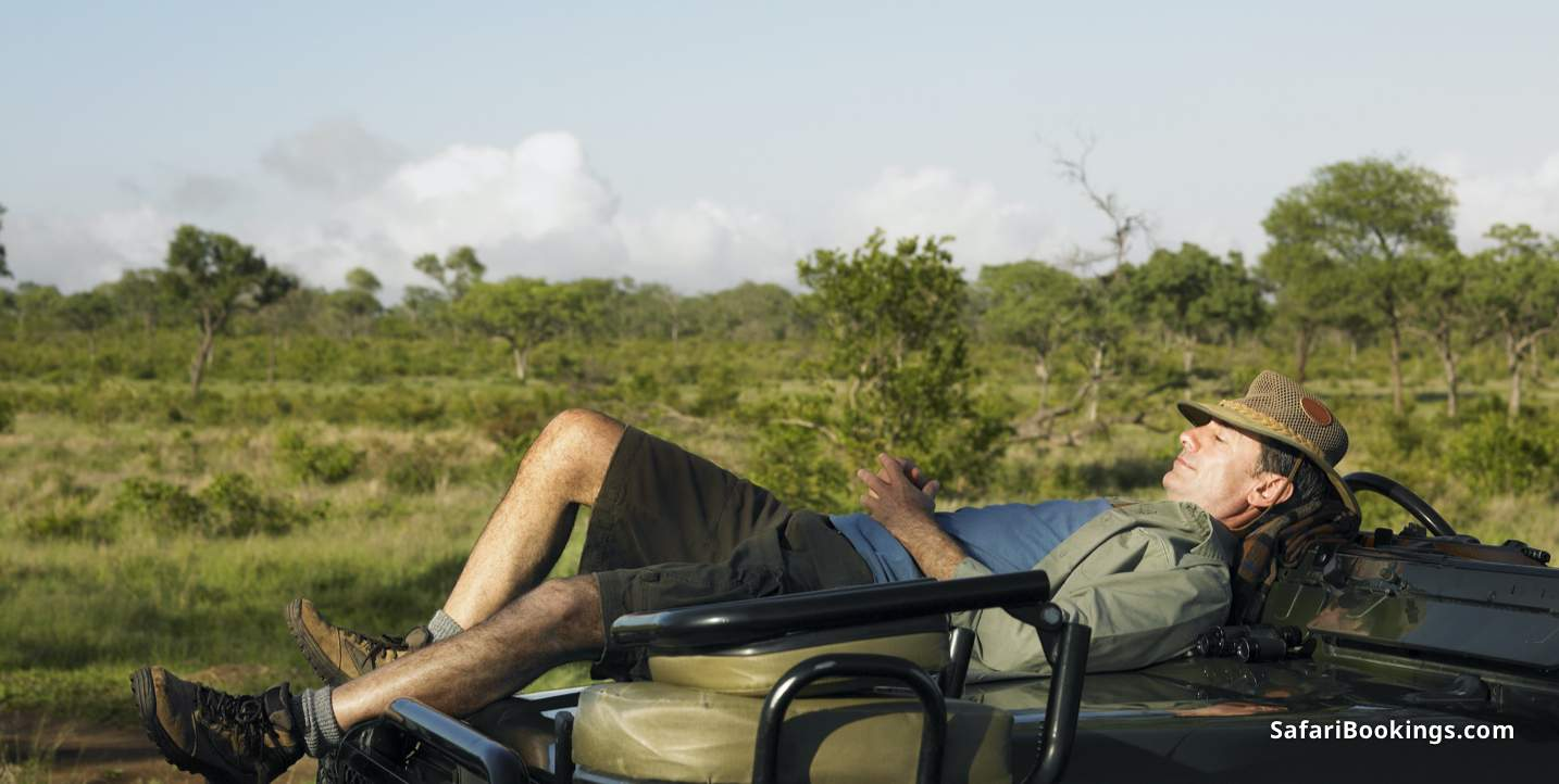 What to bring on a safari - Hot weather gear