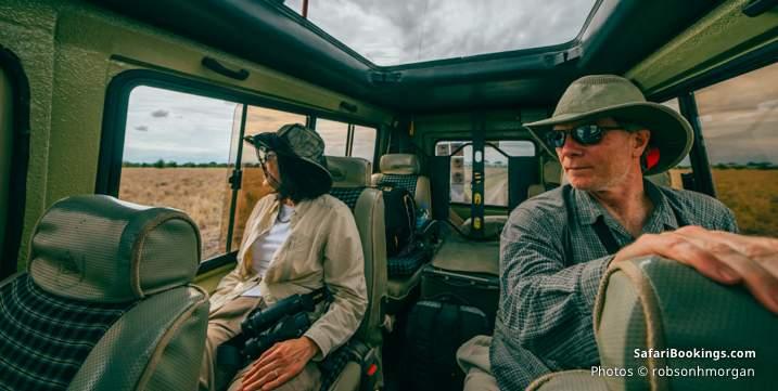 What to bring on a safari - Safari Clothing