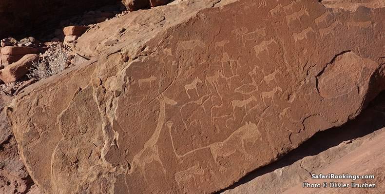 Rock Art at Twyfelfontein