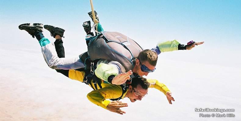 Namibia Skydive