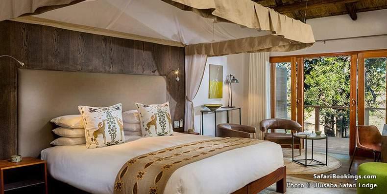 Ulusaba Safari Lodge Safari Room