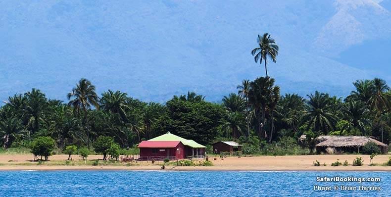 Lake Tanganyika, Tanzania