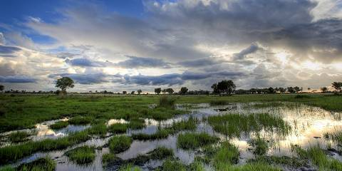 7-Day Makgadikgadi Pans & Okavango Delta Safari