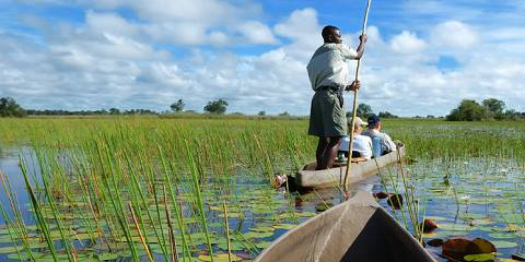3-Day All-Inclusive Okavango Delta Wild Camping-Safari