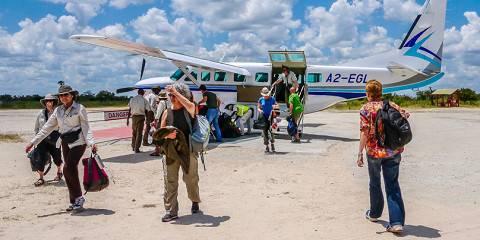 3-Day Super Air Safari with Hot Air Balloon Ride