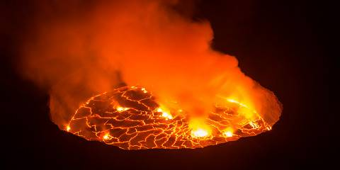 3-Day Mountain Nyiragongo Summit Hike