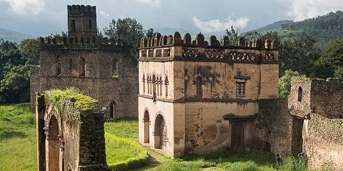 14-Day Epiphany in Gondar & Historical Site of Ethiopia
