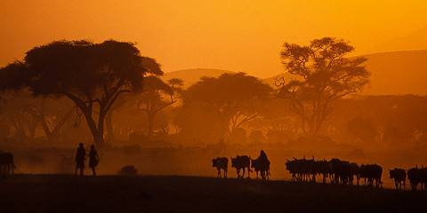 4-Day Amboseli Tsavo West Tsavo East Safari