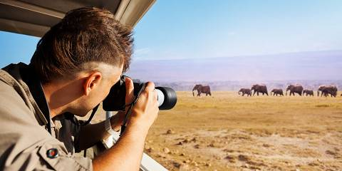 5-Day Kenya Precise Safari