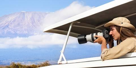 8-Day Kenya Wildlife Viewing Safari