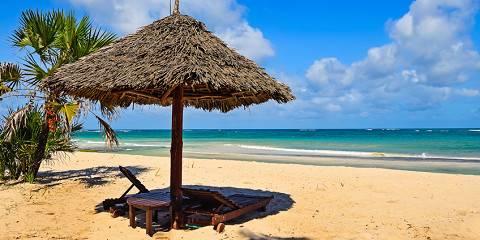 10-Day Amboseli, Tsavo East National Parks & Diani Beach