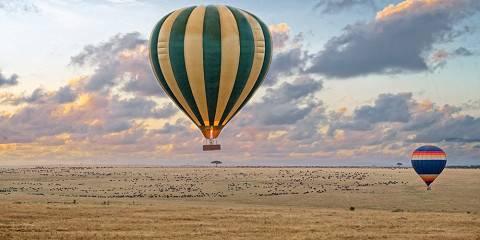 4-Day Masai Mara & Nakuru Luxury Private Safari