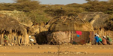 4-Day Lake Turkana, Chalbi Desert, Marsabit, Ngurunit