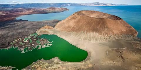 5-Day Chalbi Desert, Lake Turkana, Ngurunit Safari