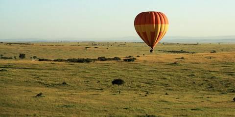 3-Day Nairobi - Masai Mara Camping Safari