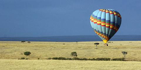 7-Day Samburu/Lake Nakuru/Lake Naivasha-Hell's Gate/Mara