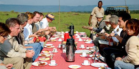 12-Day Splendor Safari & Beach
