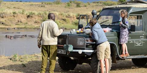4-Day Masai Mara-Lake Nakuru Private Safari (Luxury)